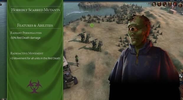 Civilization VI da la bienvenida al Battle Royale con el modo Red Death Imagen 2