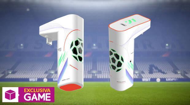 Remotto Battery Soccer Edition para PS5 y PS4 en GAME.