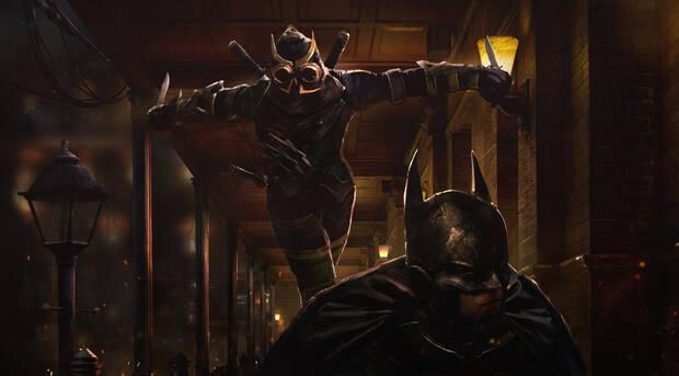 Aparecen posibles conceptos artísticos de Batman: Court of Owls Imagen 3