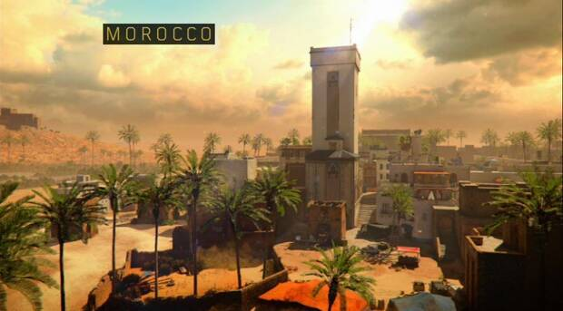 Call of Duty Black Ops 4: Morocco