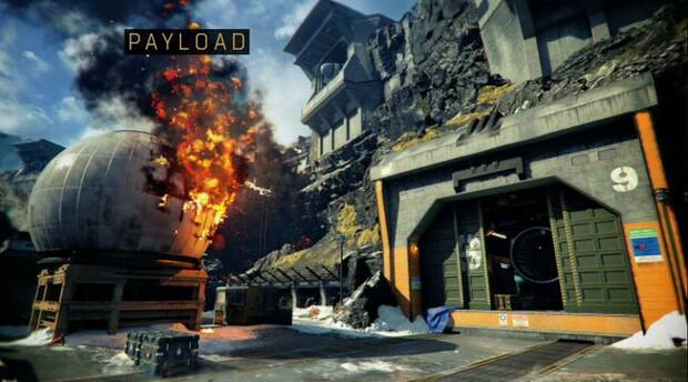 Call of Duty Black Ops 4: Payload
