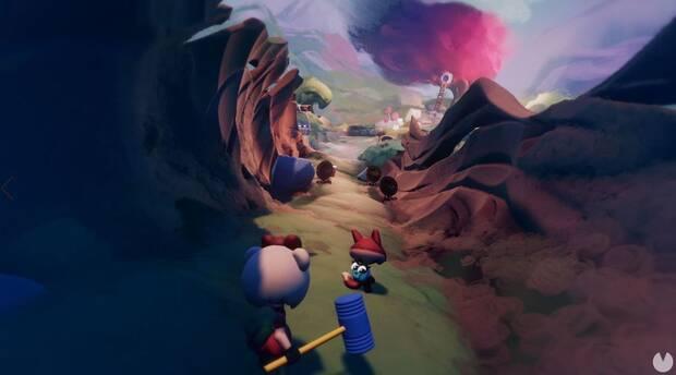 Dreams es compatible en PS5 con mejoras gr