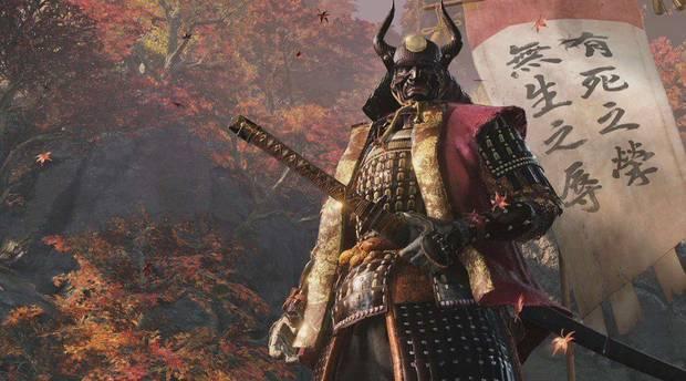 Sekiro: Shadows Die Twice - Primer plano del minijefe General