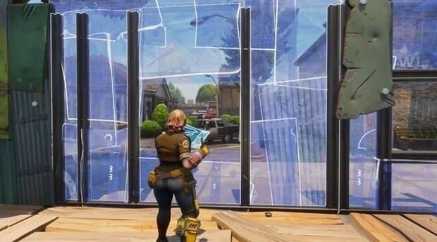 Construcción Fortnite
