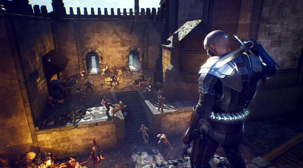 The Last Oricru presents its gameplay