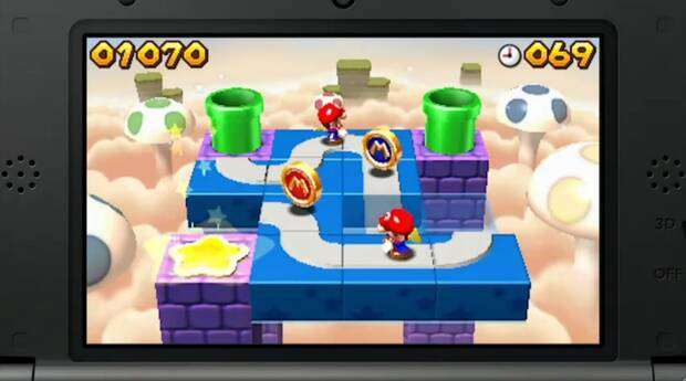 Mario and Donkey Kong: Minis on the Move Imagen 1