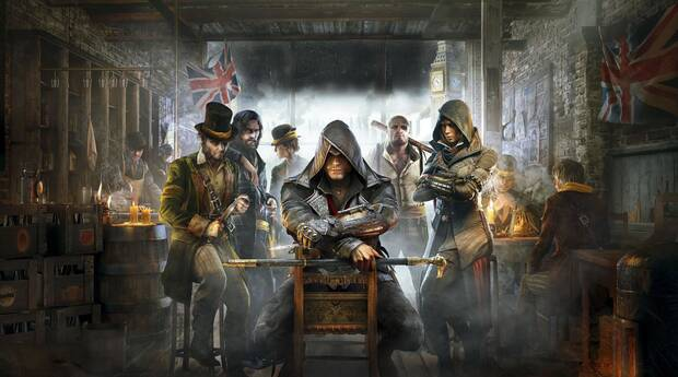 Assassin's Creed Syndicate Imagen 1
