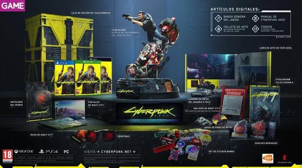GAME detalla sus incentivos por la reserva de Cyberpunk 2077 Imagen 5