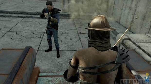 Se muestra el desolador tráiler del mod Fallout: Capital Wasteland Imagen 2
