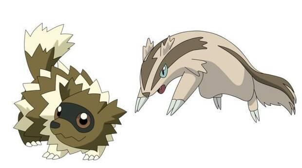 Zigzagoon y Linoone Pokémon GO