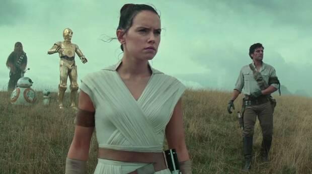 Primer tráiler de Star Wars Episode IX: Rise of the Skywalker Imagen 3