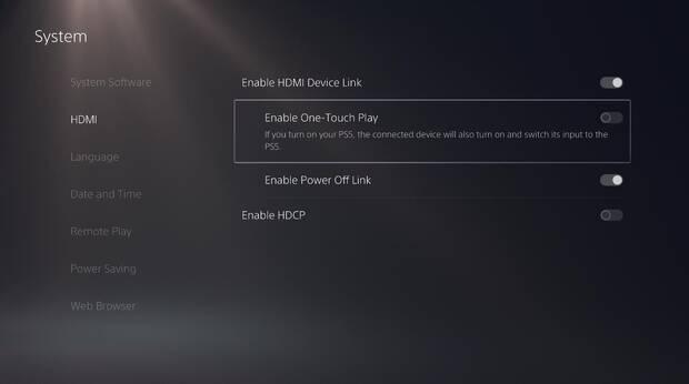 Ya disponible el firmware de PS5; a