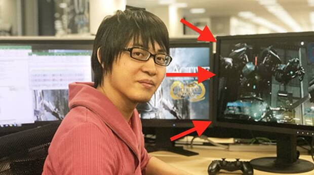 Descubren una nueva imagen de FF VII Remake en una web de Square Enix Imagen 2