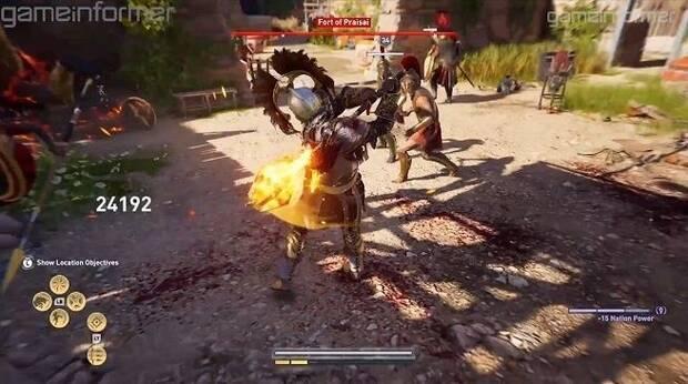 Assassin's Creed Odyssey revela cuál será su arma y armadura más épicas Imagen 2