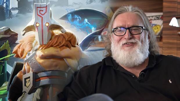 Gabe Newell sur Valve et nouveaux jeux