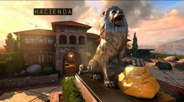Call of Duty Black Ops 4: Hacienda