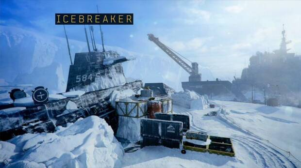 Call of Duty Black Ops 4: Icebreaker