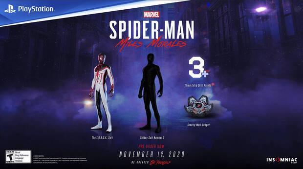 Spider-Man: Miles Morales ya es gold: Llegar