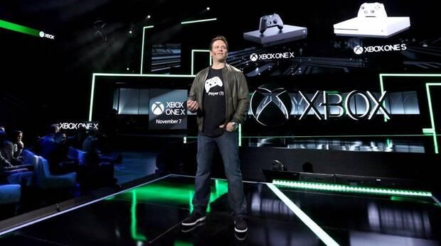 Phil Spencer presenta Xbox One S y X