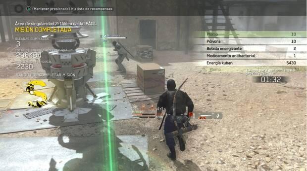 Cómo conseguir el rango S en el multijugador de Metal Gear Survive