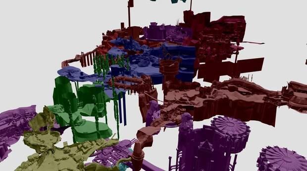 Una web permite explorar distintos mapas de juegos 3D en el navegador Imagen 4