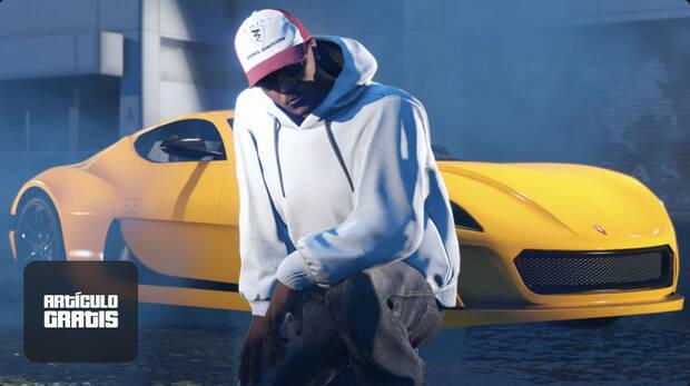 Free cap in GTA Online
