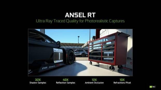 Ansel RTX, la tecnología Raytracing que embellece tus capturas Imagen 2