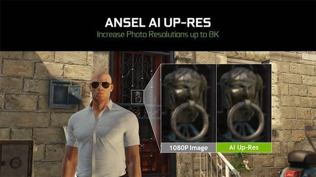 Ansel RTX, la tecnología Raytracing que embellece tus capturas Imagen 3