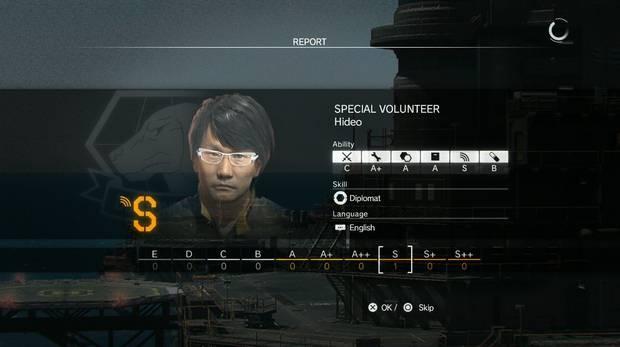 Hideo Kojima Metal Gear Solid V: The Phantom Pain