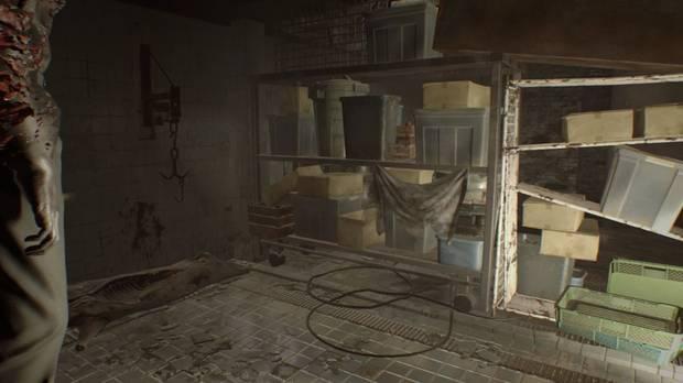 Moneda 10 dificultad manicomio Resident Evil 7
