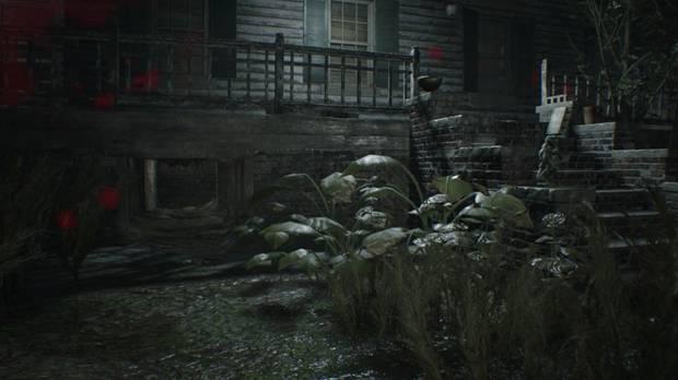 Moneda 11 dificultad manicomio Resident Evil 7