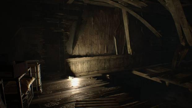 Moneda 14 dificultad manicomio Resident Evil 7
