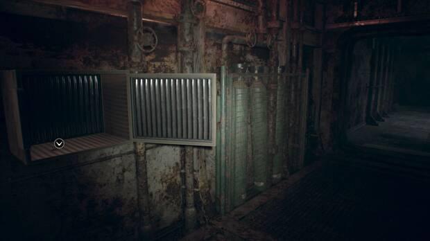 Moneda 31 dificultad manicomio Resident Evil 7