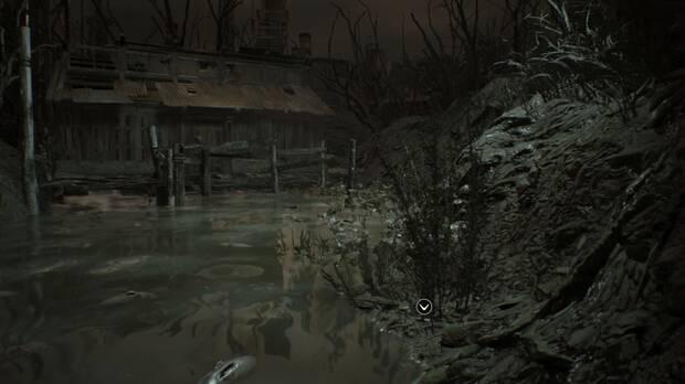 Moneda 33 dificultad manicomio Resident Evil 7