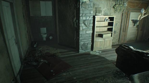 Moneda 7 dificultad manicomio Resident Evil 7