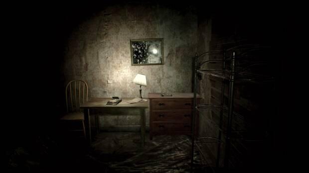 Resident Evil 7 Cinta de vídeo 1