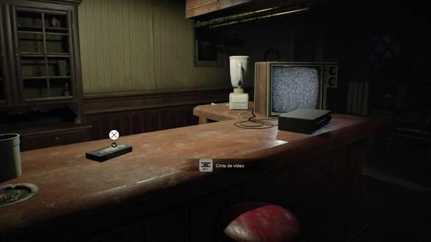 Resident Evil 7 Cinta de vídeo 2
