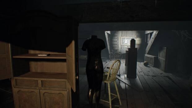 Resident Evil 7 Cinta de vídeo 3
