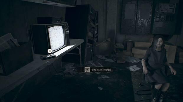 Resident Evil 7 Cinta de vídeo 4