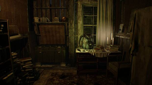 Mochila 1 Resident Evil 7