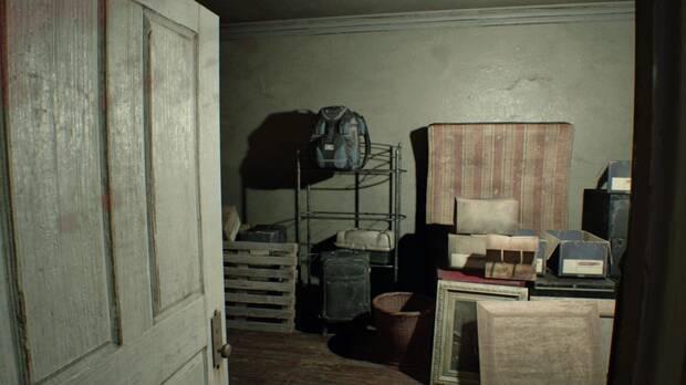 Mochila 2 Resident Evil 7