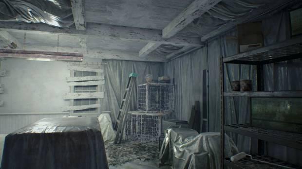 Resident Evil 7 Kit de reparación 2