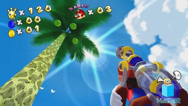Consigue todos los Soles de Super Mario Sunshine en menos de 3 horas Imagen 2