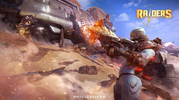 H.I.V.E. se estrena en Raiders of the Broken Planet Imagen 2