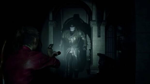 Resident Evil 2 Remake - Tyrant/Mr. X
