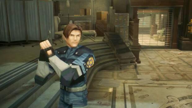 Resident Evil 2 Remake - Trajes clásicos de 1998