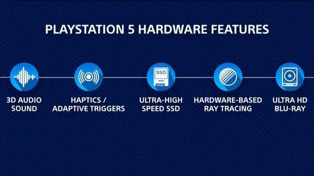 PS5: Sony revela el logo oficial y las características clave de su nueva consola Imagen 2