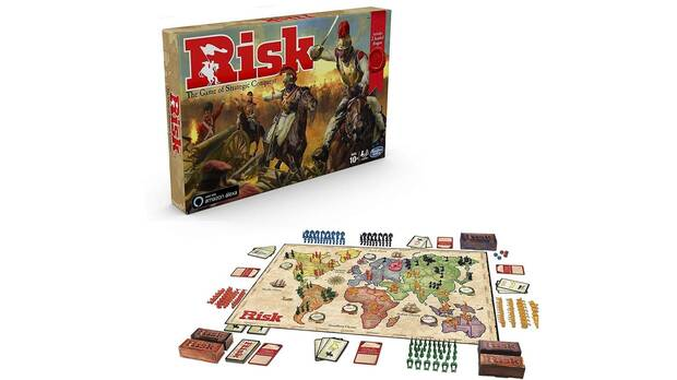 Risk de Hasbro