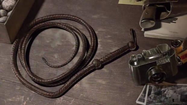 Image of Bethesda's new Indiana Jones video game