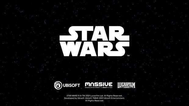 Logo Star Wars de Ubisoft